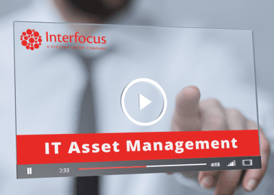 Interactive Demo of LanScope Cat: IT Asset Management